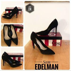 🆕Circus By Sam Edelman Mina Black Heels Size 8.5M